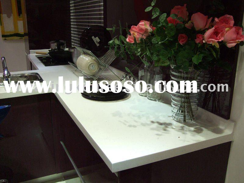 Prefab Corian,Artificial Marble,Solid Surface Kitchen Counter Top