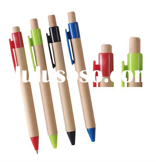 Promotion Recycle paper ball pen (HB03)