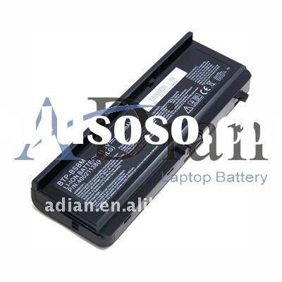 Replace Rechargeable BTP-BSBM laptop battery for MD98300 Series