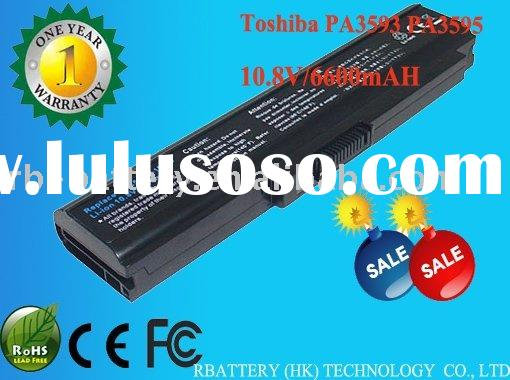 Replacement laptop toshiba Satellite PA3594 battery