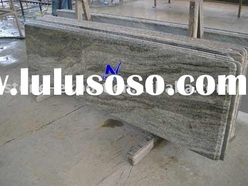 River-White granite & marble round tabletop. countertops,vanity top