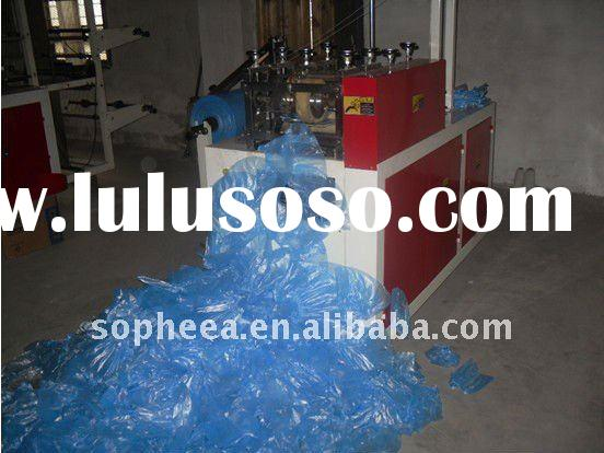 Rubber Shoe Cover Making Machine
