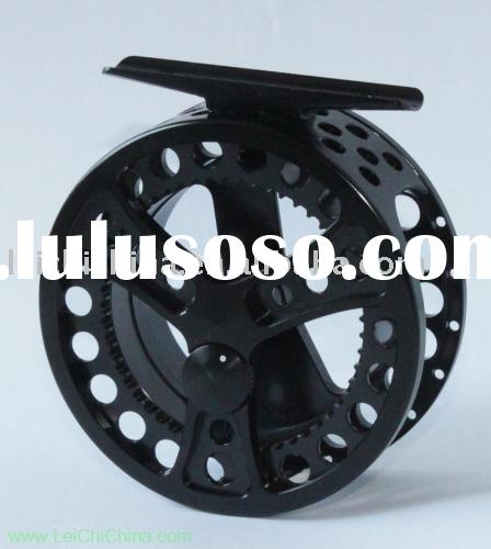 SA clicker fly fishing reel--fly fishing tackle