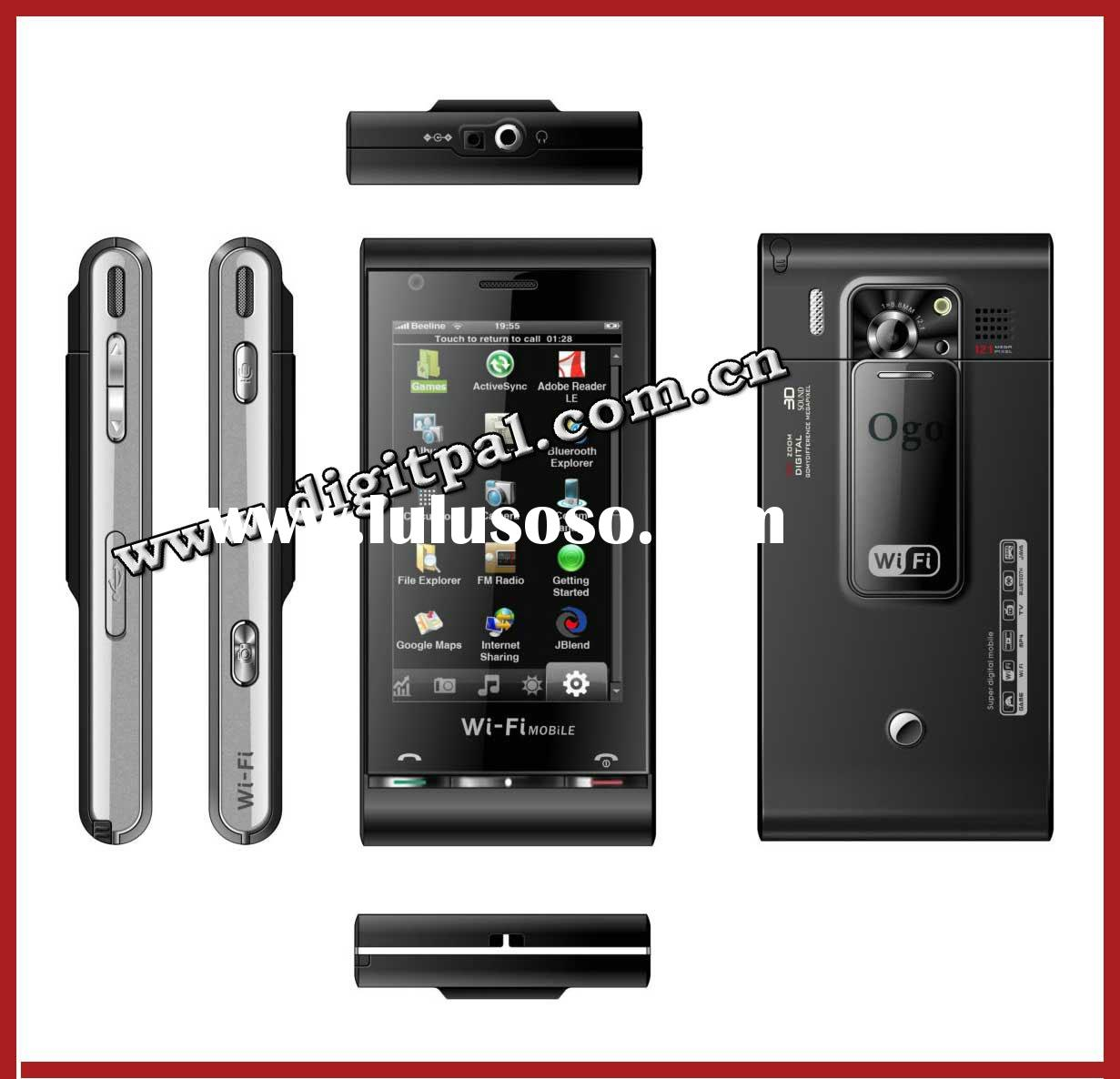 SM-5H TV Phone, wifi, Dual Sim Card