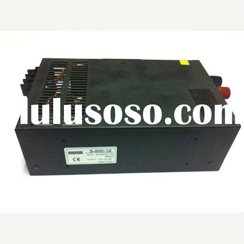 S-800 dual voltage switching power supply