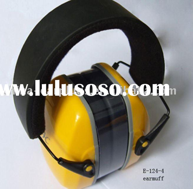 Safety,Comfortable,Hearing Protection,ABS Earmuffs