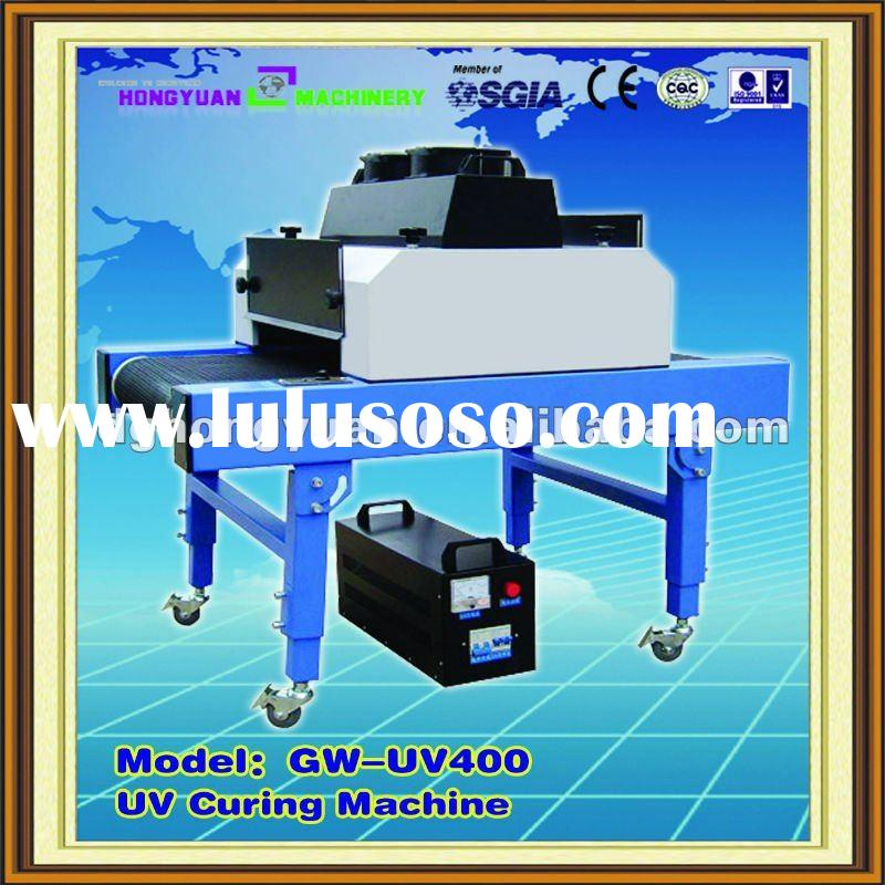 Screen UV Dryer with Conveyor Belt