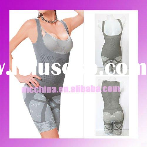 Seamless Bamboo Charcoal Shaper bodysuit