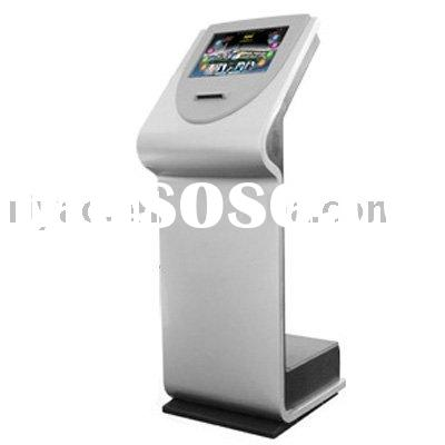 Self-service Ticket Kiosk
