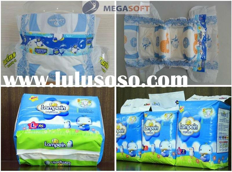 Sell fast!! LAMPEIN brand baby diaper in economical grade