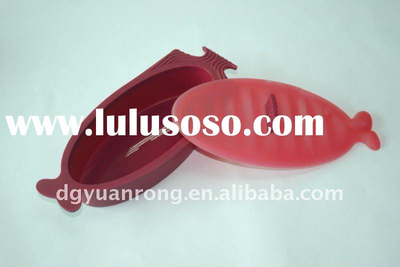 Silicone Fish Baking Pan