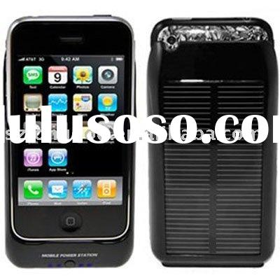 Solar Charger Power Backup Case IP3G-015 for Iphone 3G,3GS