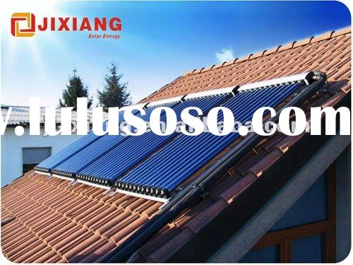 Solar Keymark - BEST HEAT Efficiency :0.68~0.73 - Heat Pipe Solar Collector