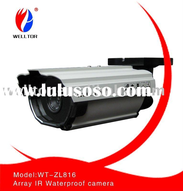 Sony CCD High Quality IP65 Array cctv camera in dubai (WT-ZL816F) at low price