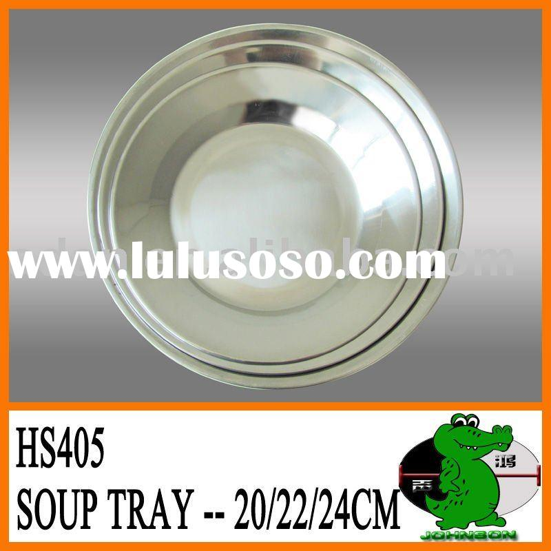 Stainless Steel Dish Tray