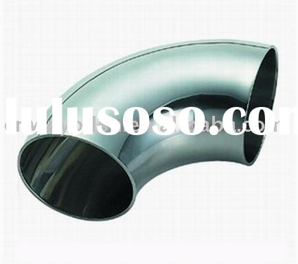 Stainless Steel Welded Elbow(pipe fitting,stainless steel elbow)