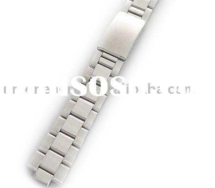 Stainless Steel solid Watch Band, bracelet for men's watch