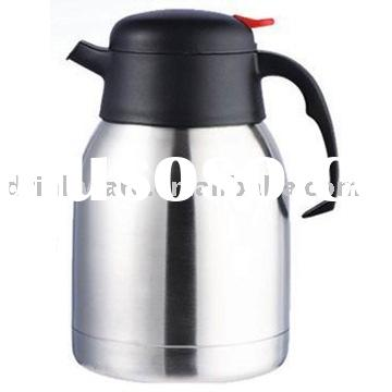 Stainless steel coffee thermos