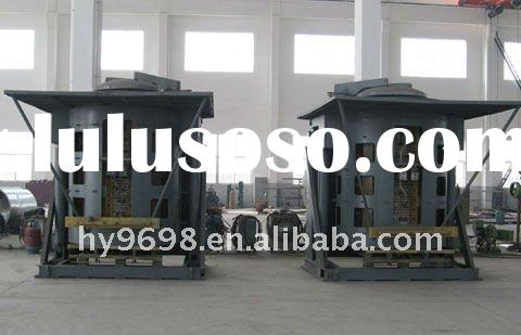 Steel Scrap Melting Induction Furnace For 1.5T