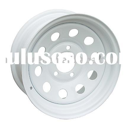 Steel wheels rim for trailers,cars and other after market wheels rim