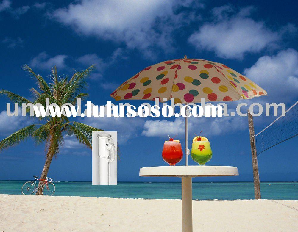 TNT fabric beach umbrella