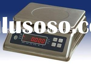 TP09 Stainless steel and waterproof 30kg electronic weighing scale