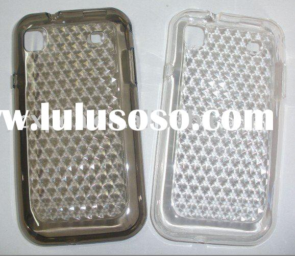 TPU case for cell phone Samsung/Galaxy i9000