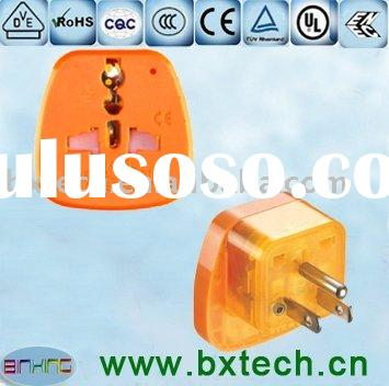 Taiwan, Japan, the United States and Canada travel plug/Electrical travel plug/AC power adapter/ Con