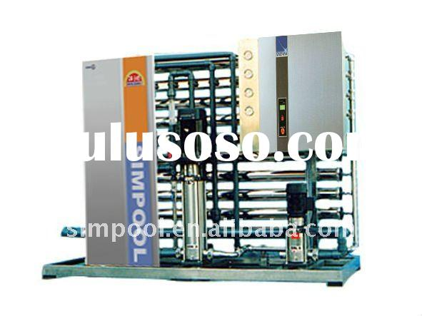 Tall buildings multi-level drinking water provision equipment system