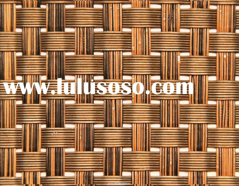 Technical woven PVC coated core yarn polyester fabric/vinyl mesh/sling fabric/chair fabric