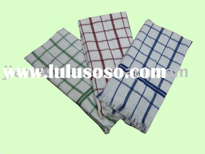 Terry cotton towel fabric