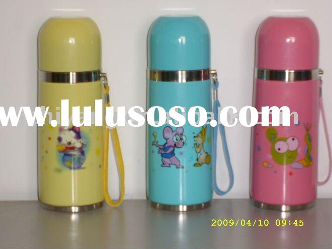 Tiger stainless steel vacuum flask for kids