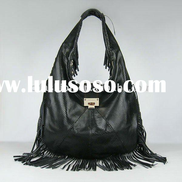 Top quality! Genuine leather handbag ,sample order