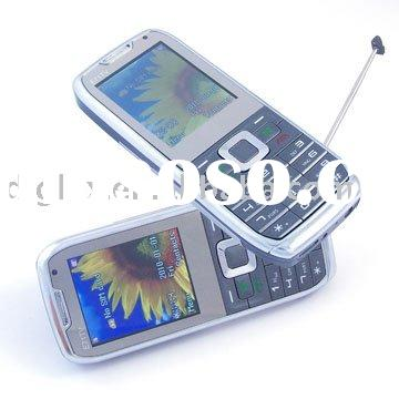 Triple sim card mobile phone mini E71