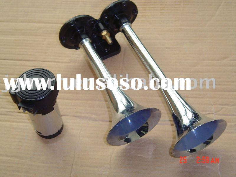 Two Trumpet Chrome Air Horn ,truck horn,auto parts(JGR-623)