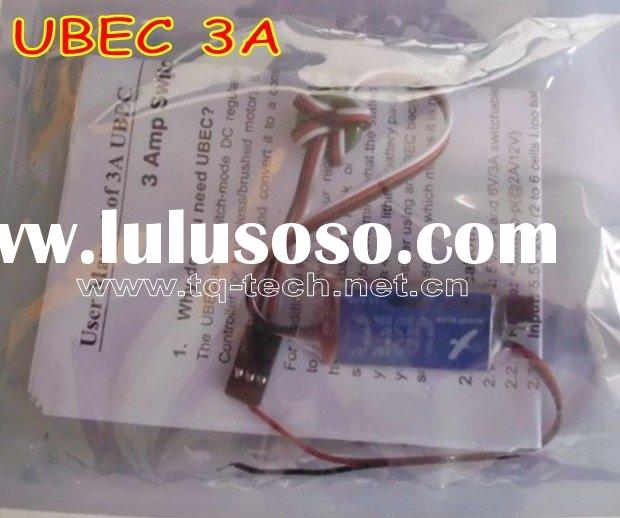 UBEC 3A/ 5A for RC hobby, Switch Mode 5V/6V 3A max 5A UBEC