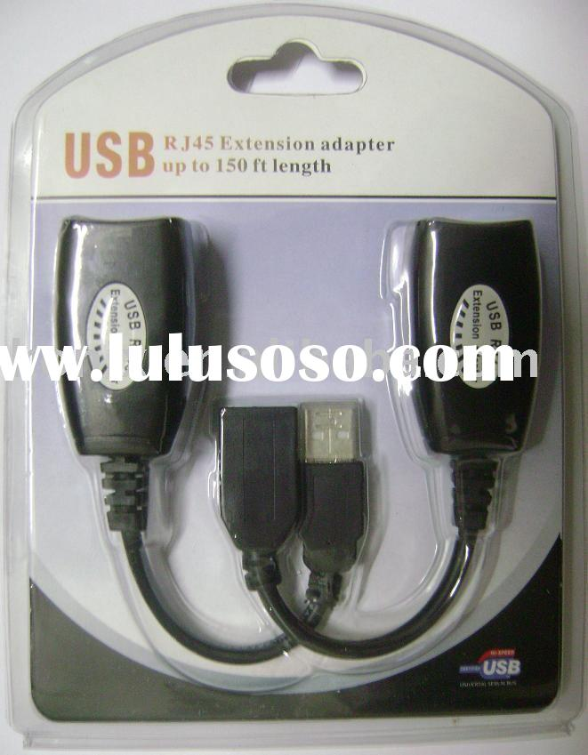 USB RJ45 Extension Adapter,Extender