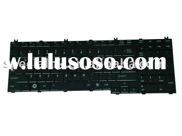 US Notebook Keyboard For Toshiba Satellite L350 L355 A500 A505