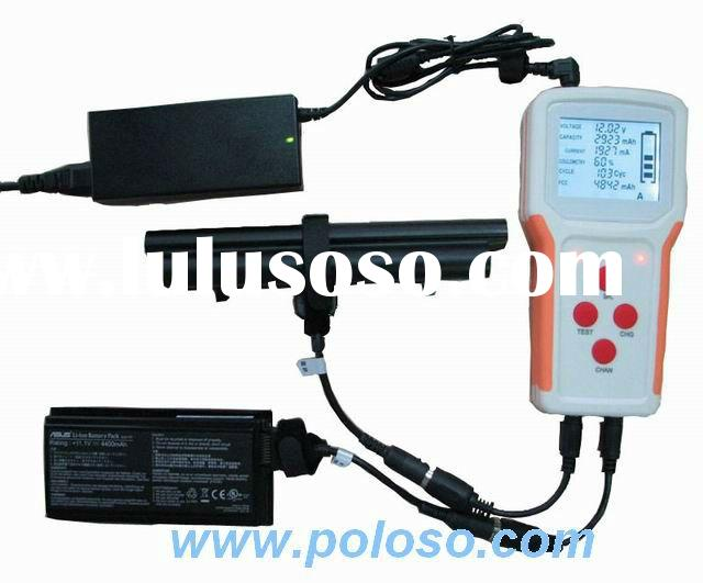 Universal Lithium Battery Tester with LCD Screen for Computer Laptop Notebook Batteries