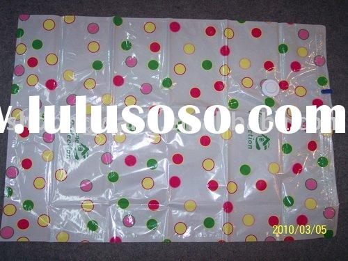 Vacuum storage bags,space saving for quilts & clothes