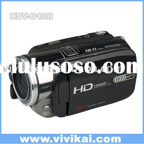 Vivikai professional full HD1080P digital video camera/camcorder/digital camera