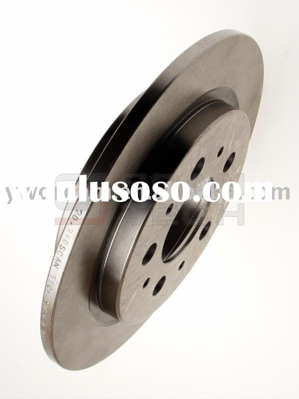 Volvo brake disc, 1359290, brake disc rear, Volvo 760, 960