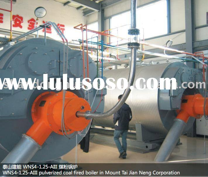 WNS&SZS series efficient pulverized coal fired boiler