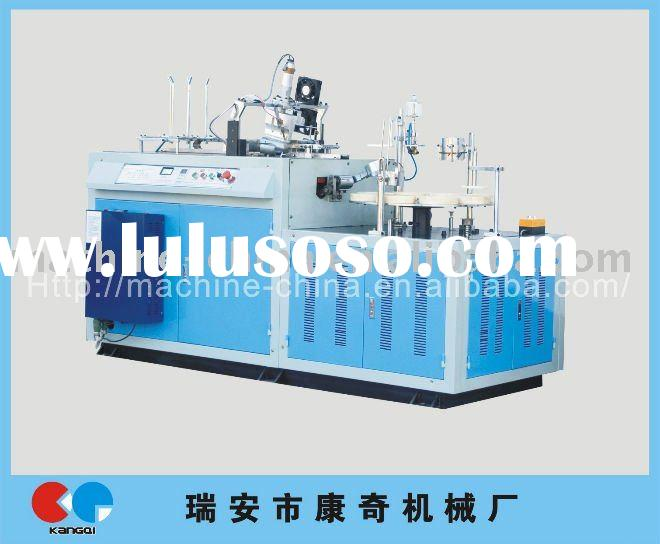WT-30 Automatic Paper Cup/Bowl Sleeve Machine