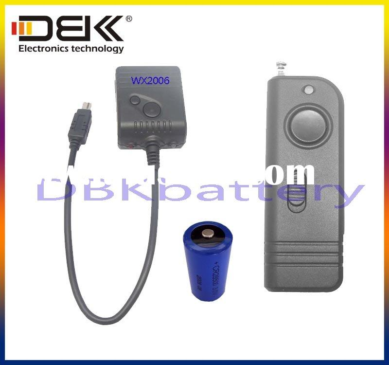 WX-2006 Wireless Remote Switch For NIKON D90/D5000