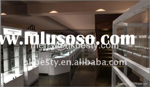 Watch display cabinet case display store