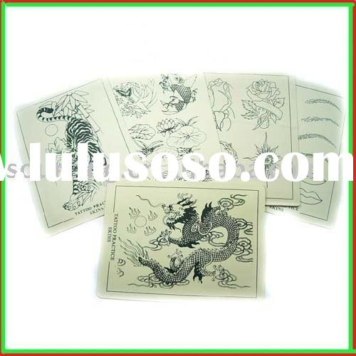 Wholesale! High Quality Tattoo Practice Skin Great Design