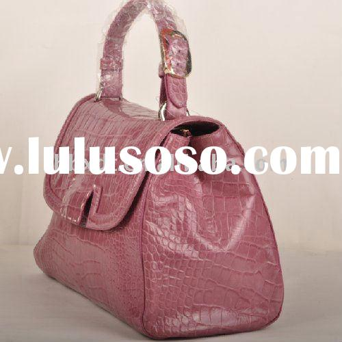 Wholesale name brand handbag !!!Lady handbag Real leather