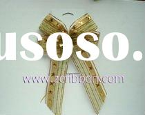 Wired Mesh Ribbon Butterfly Bow