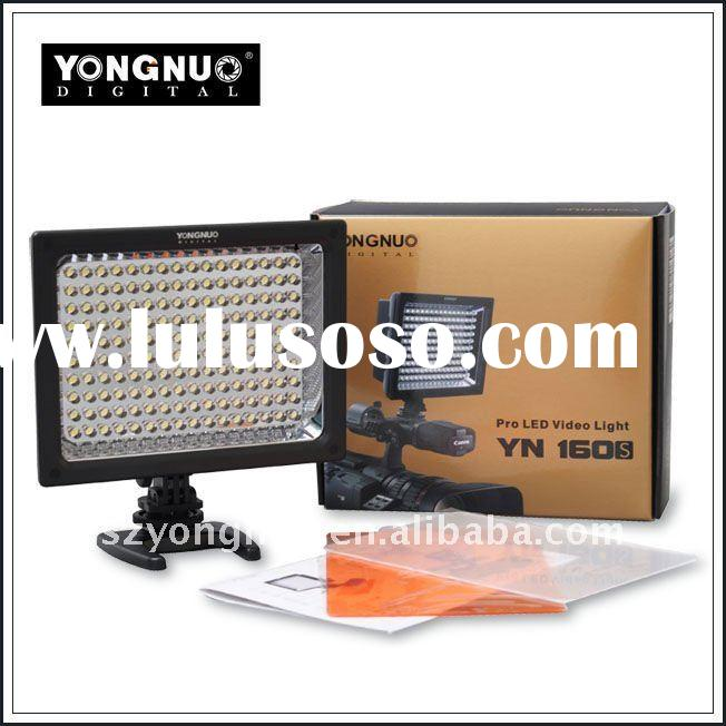YONGNUO YN-160s LED Video Light SLR Camera DV Camcorder For Canon 5D II 7D 60D